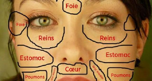 comprendre les méridiens du visage mieux que le massage ...