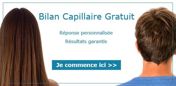 Diagnostic capillaire gratuit