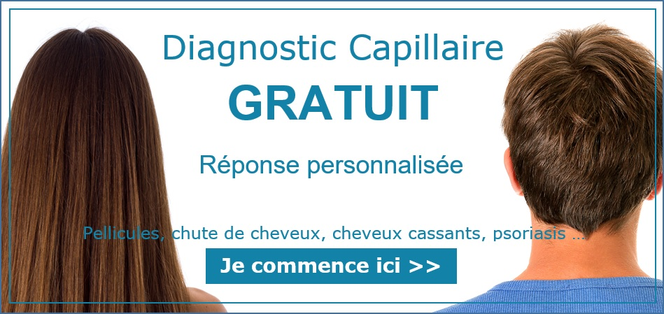 faites votre diagnostic capillaire (cheveux et cuir chevelu) Géomer pour adapter vos produits sur mesure selon vos besoins