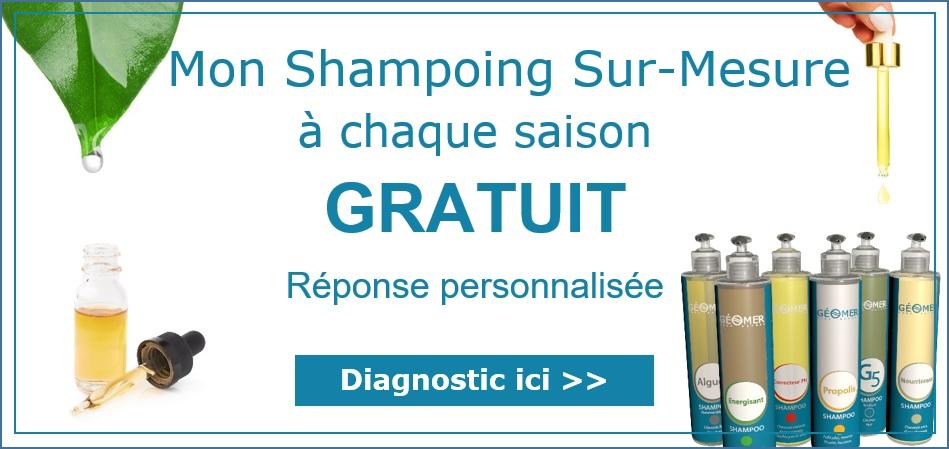 questionnaire shampoing sur mesure