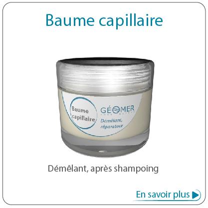Baume Capillaire après-shampoing à la protéine de blé