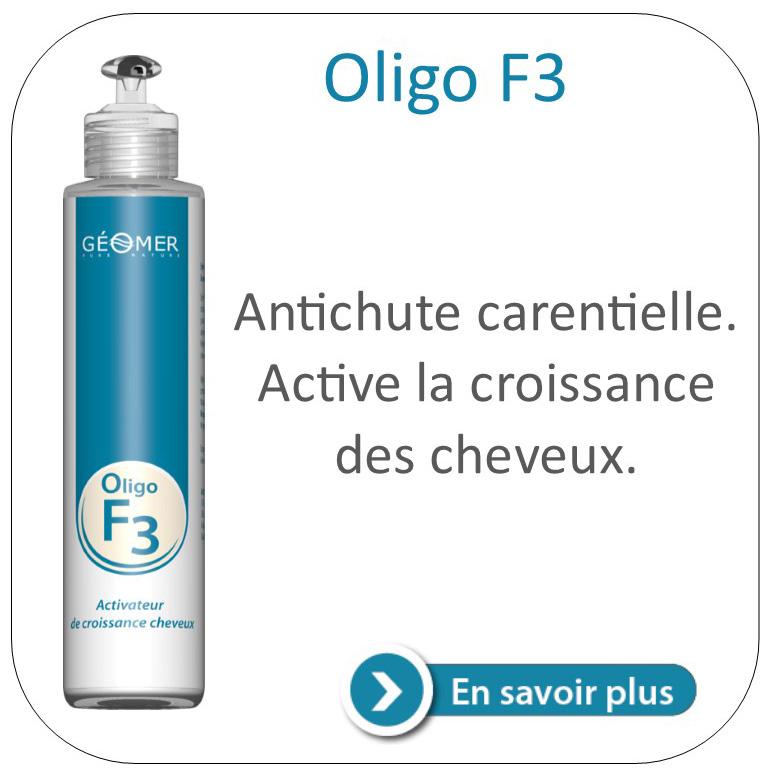 oligo F3 du laboratoire géomer