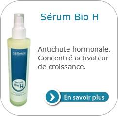sérum bio H du laboratoire géomer