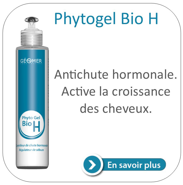 Phytogel bio H du laboratoire géomer