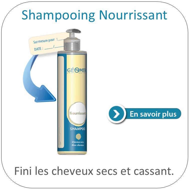 shampoing nourrissant au pur beurre de karité