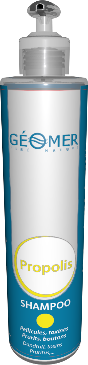 shampoing propolis géomer