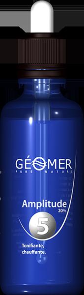 amplitude 5 du laboratoire géomer