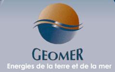 premier logo Géomer