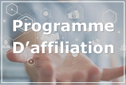 programme d'affiliation