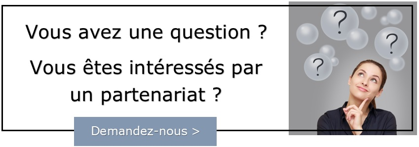Vous avez une question