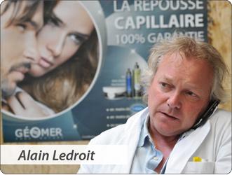 Alain Ledroit auteur de l'article